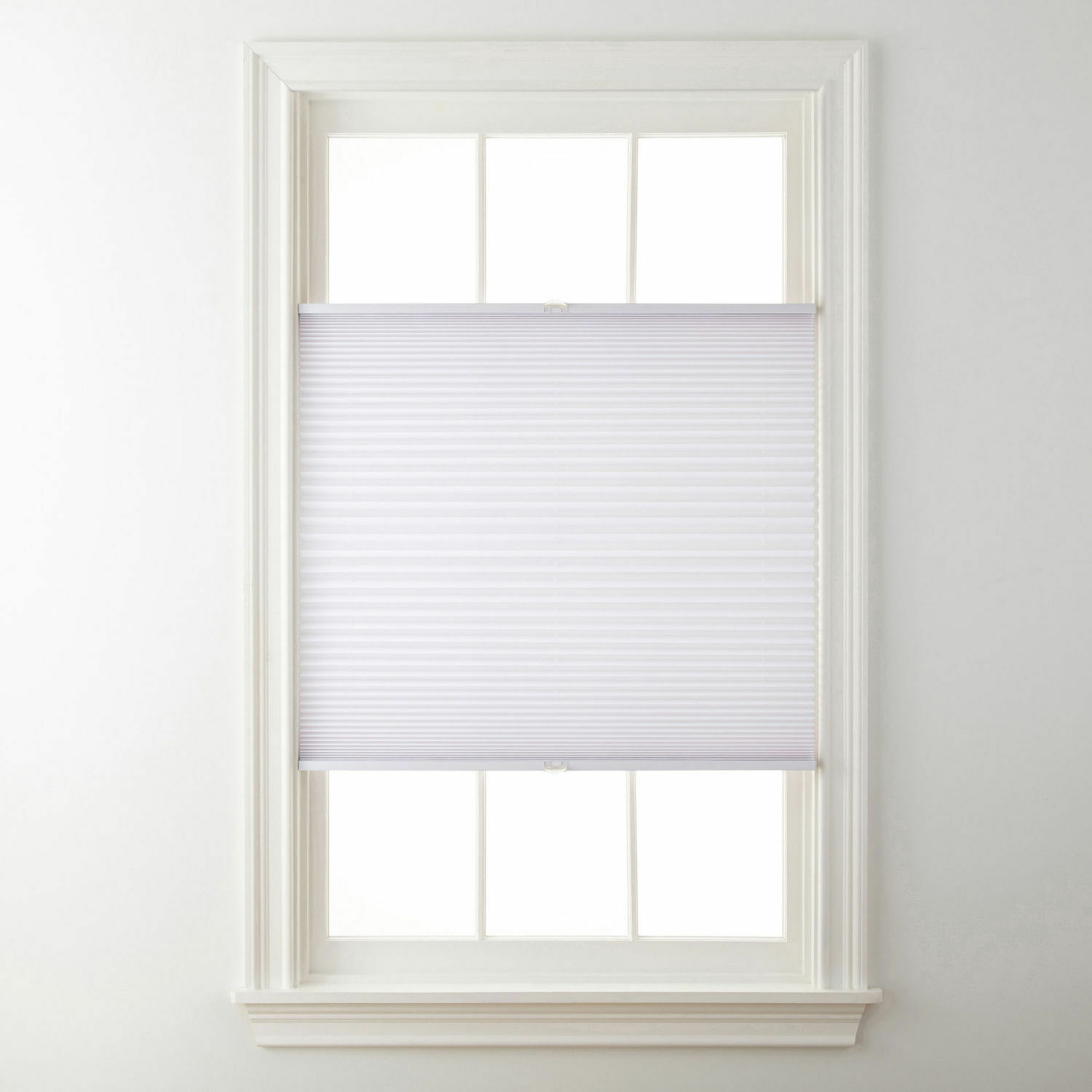 Top Down Bottom Up Cordless Pleated Shades - 4 Colors