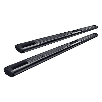 "For Ram 1500 2011-2019 Westin 22-6035 6"" Premier Cab Length Black Oval Step Bars"