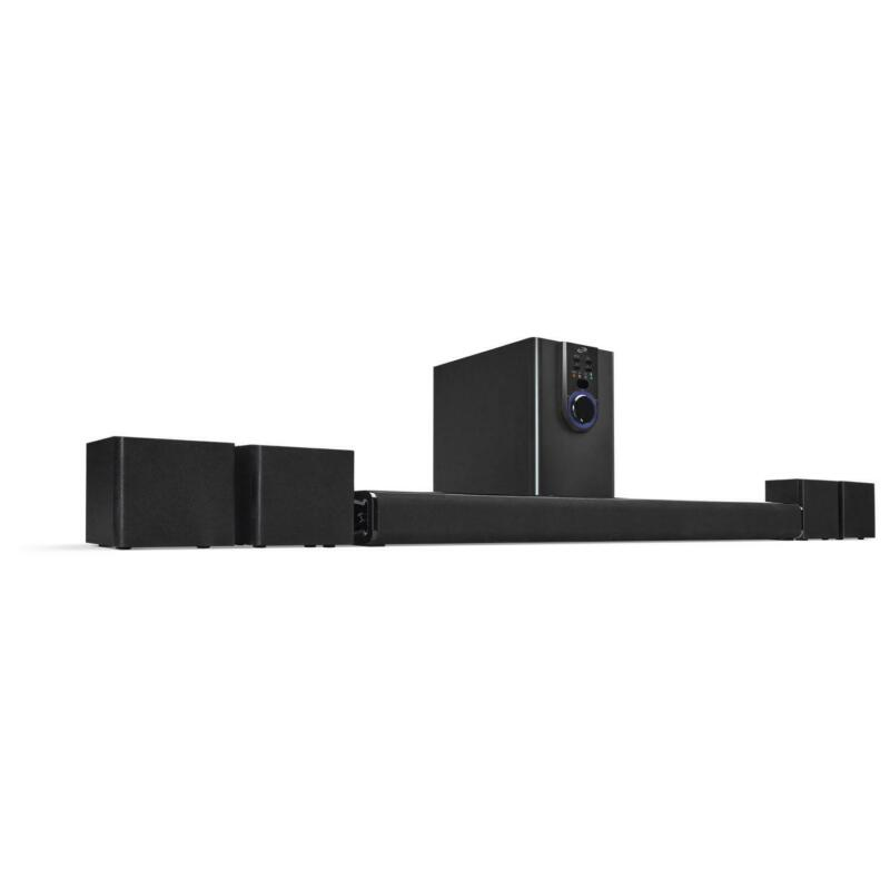 Home Theater System Bluetooth Input RCA Surround Wall Mount