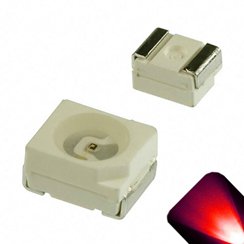 50 x LED PLCC2 1210 3528 Warm Soft White SMD LEDs Super Ultra Bright Car PLCC-2