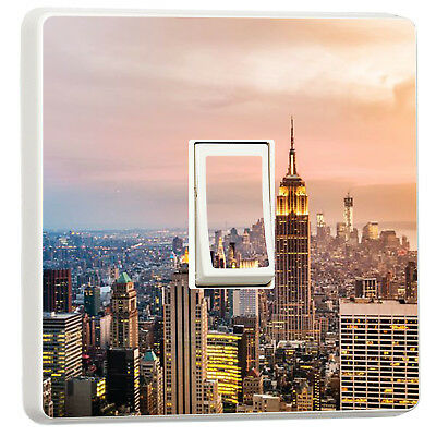 3D Puzzle Empire State Building LED New York Cubic Fun Licht Light Gebäude Haus Puzzles & Geduldspiele