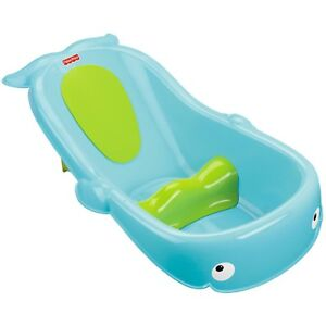 Fisher Price Whale Tub for Baby