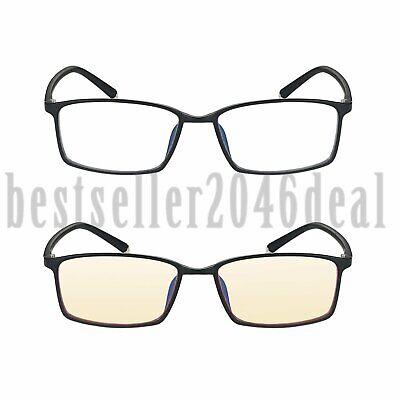 Anti Blue Light Eye Glasses Goggles Computer Anti Fatigue UV Protection (Eye Fatigue Computer Glasses)