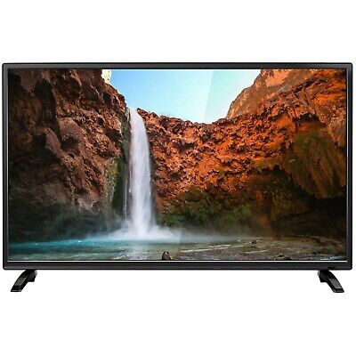 electriQ 32 Inch HD LED Android Smart TV with Freeview HD WiFi 3 HDMI