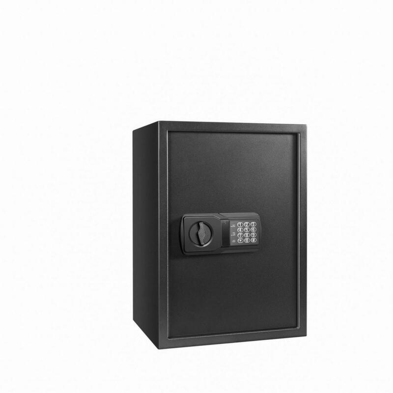 Extra Large Personal Safe Electronic Digital Lock Steel Fire Resistant Fortress