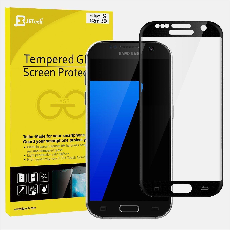 JETech® 0930 Samsung Galaxy S7 Screen Protector Film Full