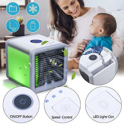 Mini Air Conditioner Cool Cooling Fan for Bedroom Home Artic Cooler Portable  Cool Zephyr Mini Fan