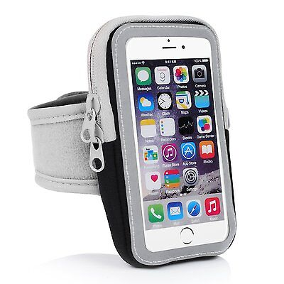 Armband Running Cell Phone Holder Case Workout Arm Band Arm Bag for iPhone 6/6S