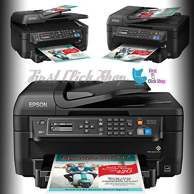 EPSON Printer Machine Fax Scanner & Copier All In One Scan Wireless Laser Office