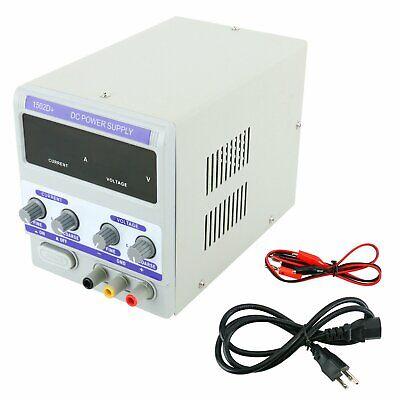 Yaeccc 0-15v 0-2a Dc Screen Regulated Power Supply Phone Repair Led Display