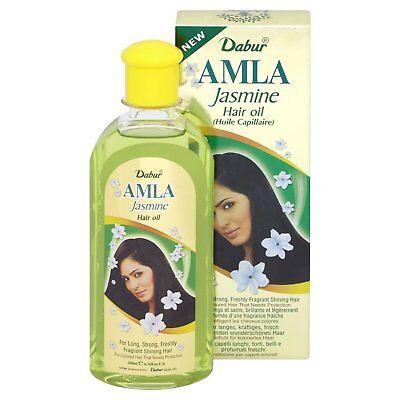Dabur Amla Jazmín Aceite para Cabello 200ml
