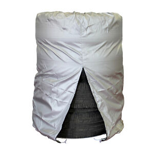 """ABN® Car Tire Cover Large 30"""" x 45"""" Inch Tire Storage Bag Spare Snow Tire Bag"""