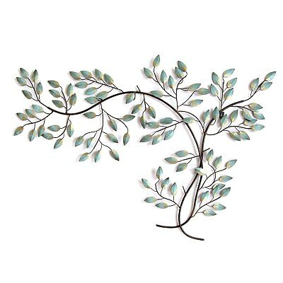 (Stratton Home Decor Patina Tree Branch Wall Decor)