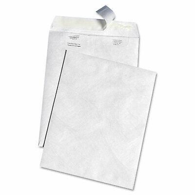 Survivor White Leather Tyvek Mailer 10 X 13 White 100box R3140