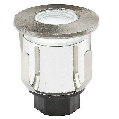 Knightsbridge IP65 230V 0.6W LED White Mini Ground Light C/W 3 Interchangeabl...