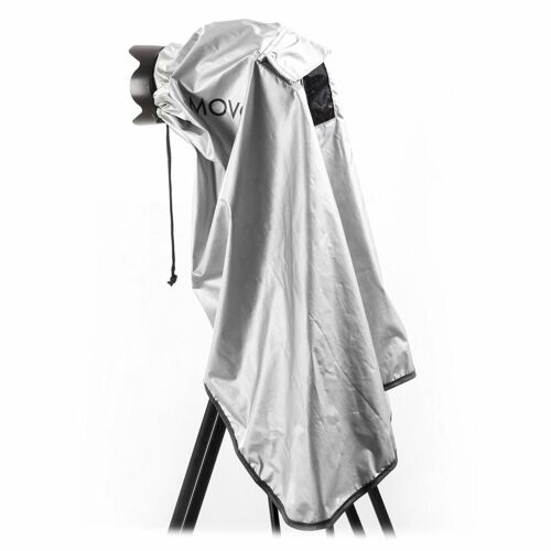 Movo CRC03 Extra-Long Waterproof Rain Cover Coat for DSLR SL