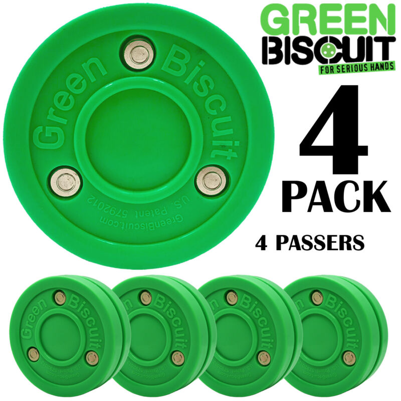 Green Biscuit 4 pack Original Passers