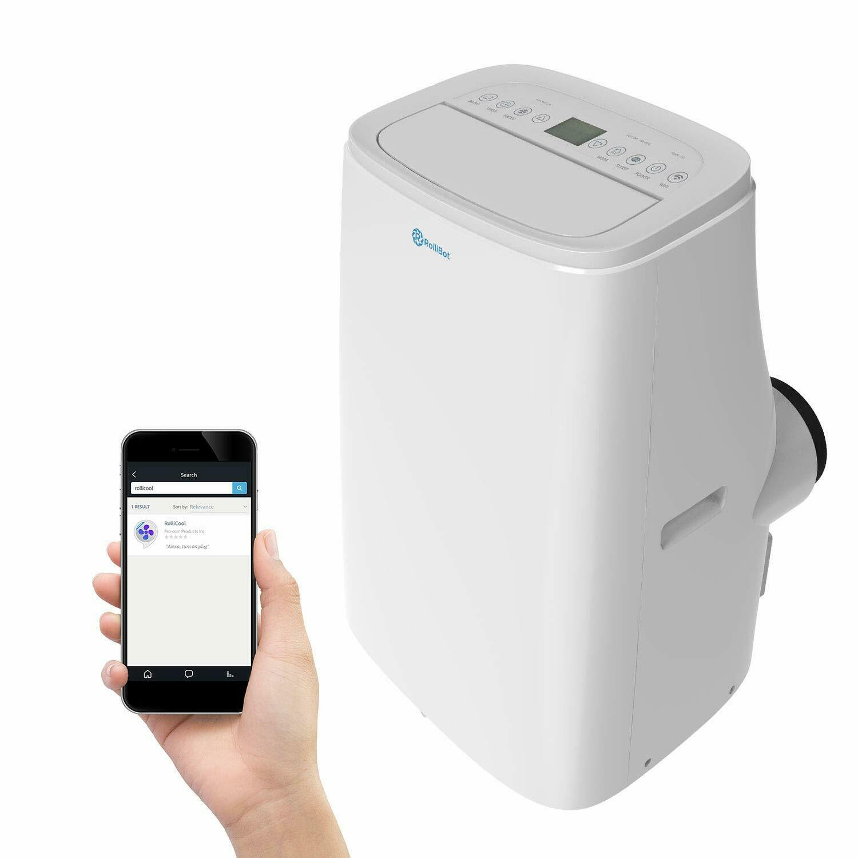 rollicool a20 14000 btu portable air conditioner