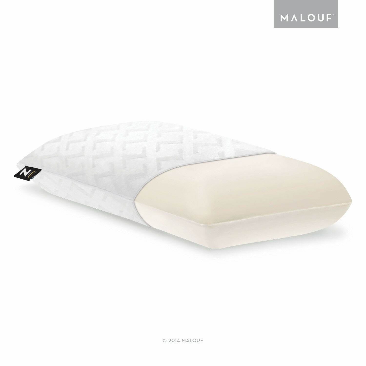 z dough memory foam pillow firm or
