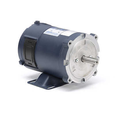Leeson 108045.00 12 Volt Dc 1750 Rpm 14 Hp Electric Motor 56c Frame