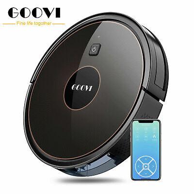 GOOVI D382 1600Pa Vacuum Cleaner Wi-Fi APP Self-Charging Smart Robotic Vacuum
