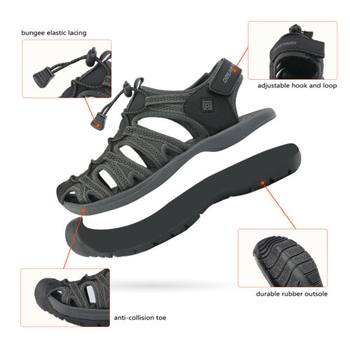 Women's Hiking Walking Outdoor Adventurous Athtletic Water Shoes/Sandals Size US 3