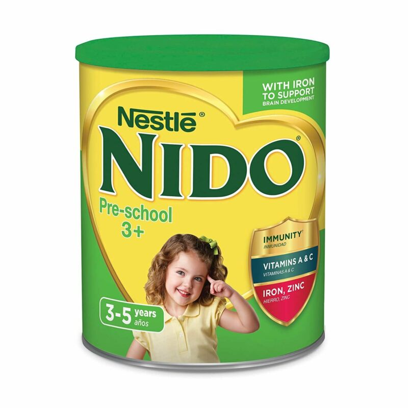Nido Pre-School 3-5 Year Formula, 1.76 lb