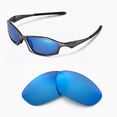 14b43098a3b New WL Polarized Ice Blue Replacement Lenses For Oakley Hatchet Wire  Sunglasses