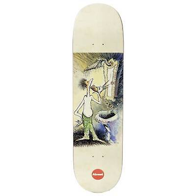 "Almost Dr. Seuss Art Series R7 (White) 8.375"" Skateboard Deck"
