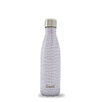 NEW S'Well Swell Water Bottle - Exotics Collection Crocodile - 25 oz / 750 mL
