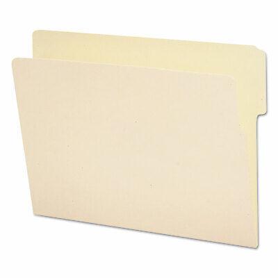 Smead Folders 13 Cut Top Reinforced End Tab Letter Manila 100box 24135
