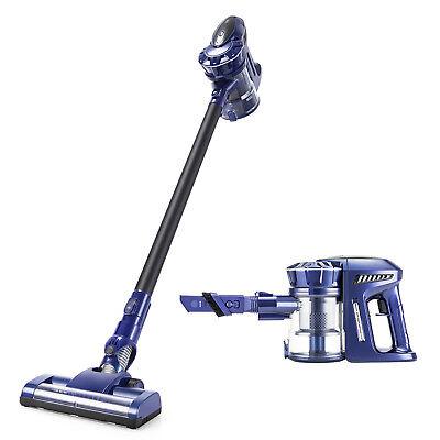 PUPPYOO WP536 Cordless Vacuum Cleaner Stick Home Wireless Aspirator Handheld CAR
