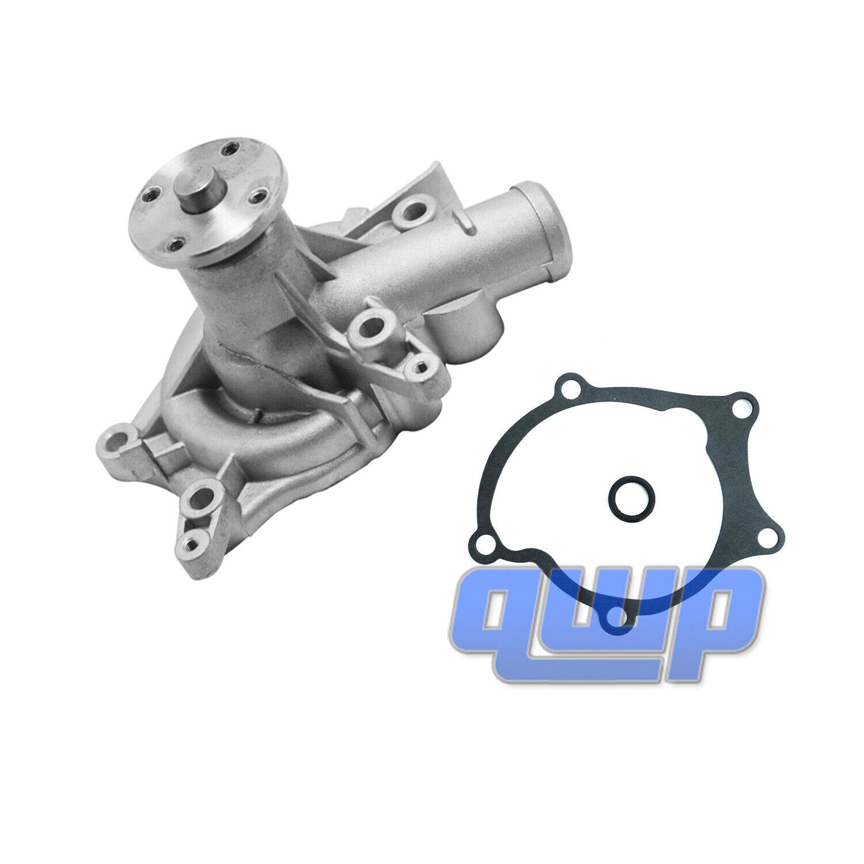 New Water Pump For Mitsubishi Mighty Max Van Dodge Ram 50 2.0L 2.4L L4 SOHC 8v