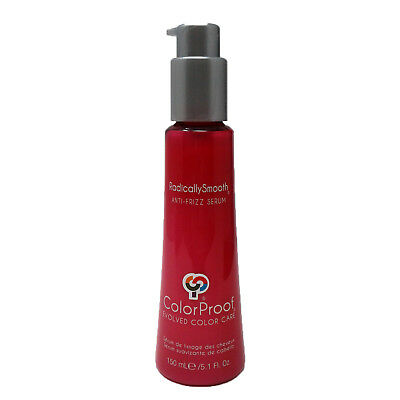 - Color Proof Radically Smooth Anti-Frizz Serum 5.1 oz