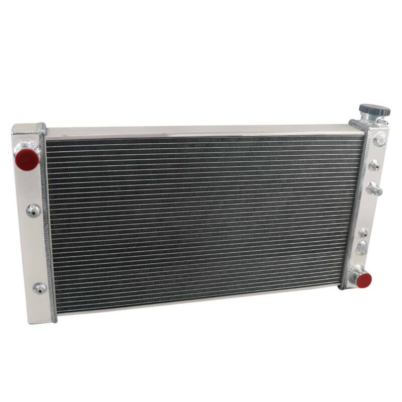 3Row Core Aluminum Radiator For 1942-1948 Ford// Mercury Series Chevy V8 swap D51