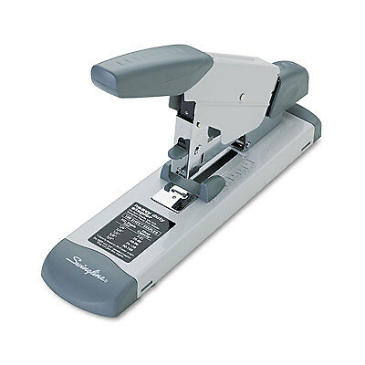 Swingline Deluxe Heavy-Duty Stapler 160-Sheet Capacity Platinum 39002