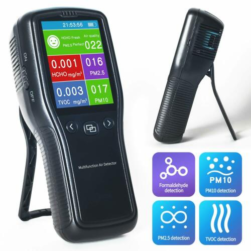 Multifunctional Air Quality Tester