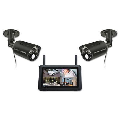 Uniden UDR777HD Wireless Surveillance System with 7