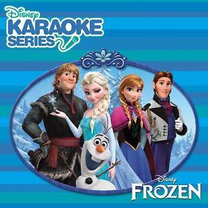 Frozen Karaoke - Disney Karaoke Series: Frozen Soundtrack (CD)