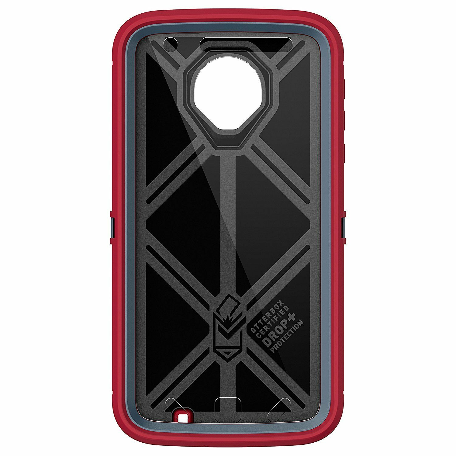 OtterBox DEFENDER SERIES Case for Motorola Moto Z Force Droid Edition (Regal)