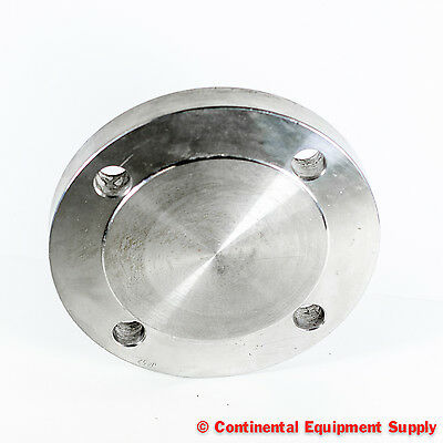 3 Enlin Blind Flange Stainless Steel F304l304 150 B16.5 Asa182