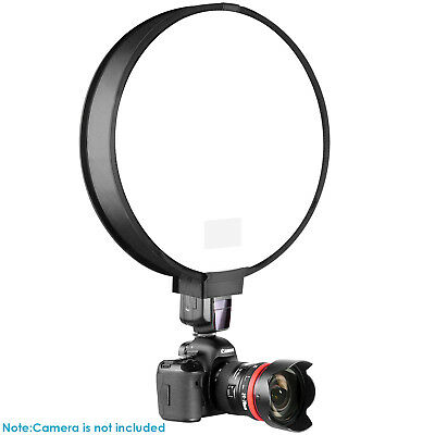 "Neewer 12"" 30cm Portable Mini Small Little Round Soft Box for Nissin Sigma Sony"