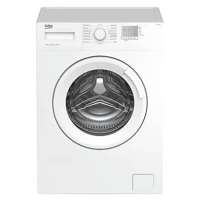 Beko WTG720M1W A+++ 7kg 1200 Spin Washing Machine White LED Progress Indicator