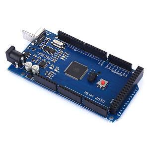 MEGA2560 ATmega2560-16AU AVR Board + USB Kabel Für Arduino R3