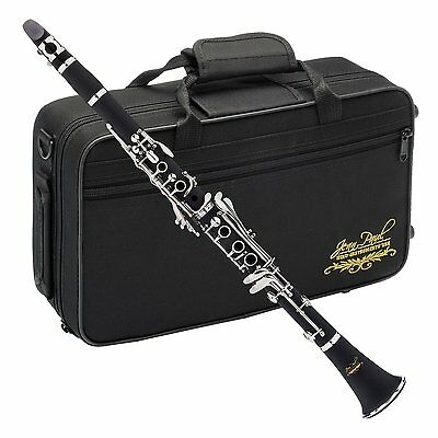 Jean Paul USA CL-300 Student Clarinet - Key Of Bb With Ebonite Body And Case NEW