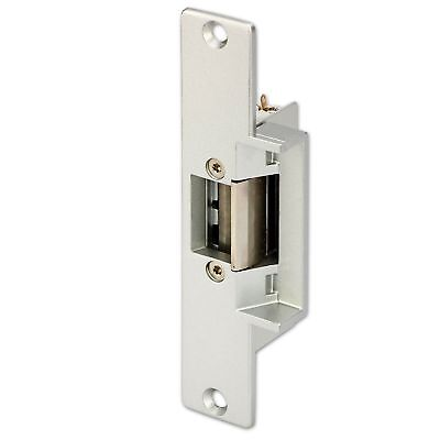 Door Electric Strike Lock For Access Control Standard Type No Wood Metal Door