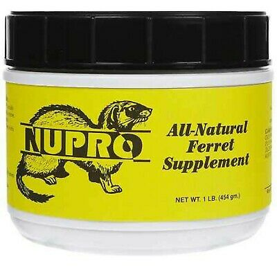 Nupro All Natural Ferret Supplement (1 lb