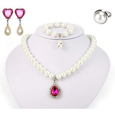 Toys For Girls 3 4 5 6 7 8 9 Year Old Princess Pretend Jewelry Crystal Kids - 5 Year Old Toys Girl