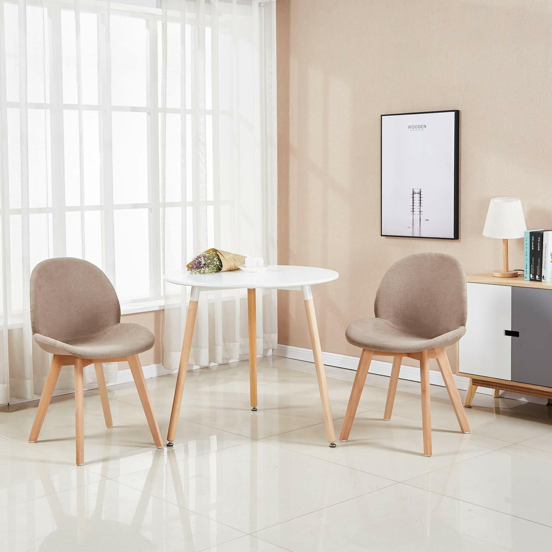 Sedie Cucina in Tessuto Sedie Sala da Pranzo Moderne ...