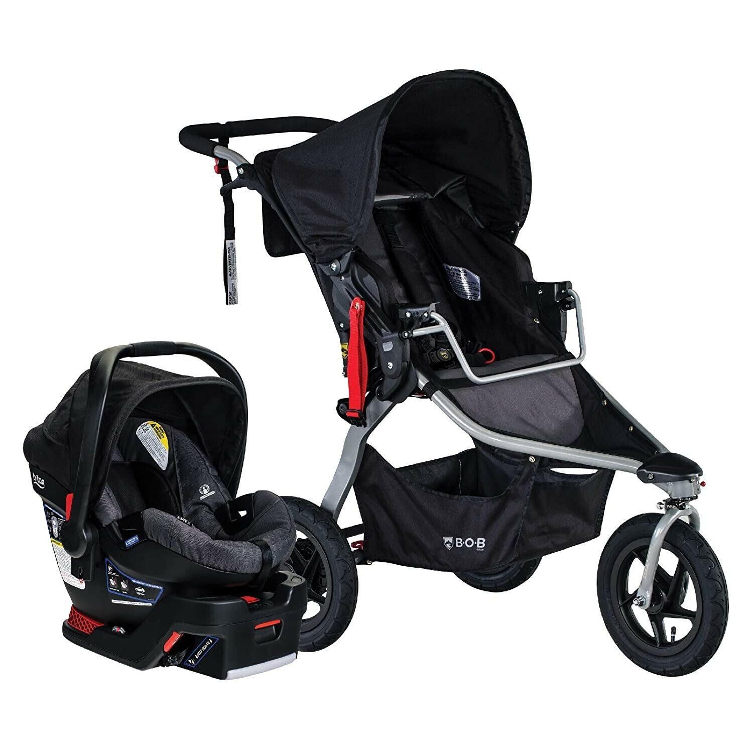 BOB Gear? Rambler Travel System with B-Safe 35 Infant Car Se